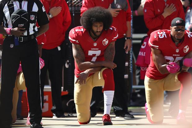 Trump: 'Kaepernick verdient een nieuwe kans in de NFL'