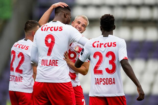 Le Standard affrontera Bala Town au 2e tour préliminaire d'Europa League