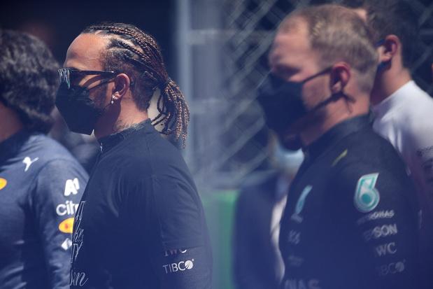 F1: Lewis Hamilton remporte son deuxième GP sur trois cette saison
