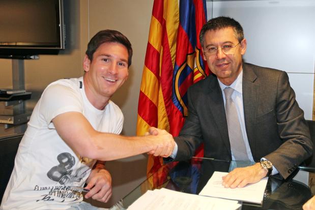 Lionel Messi: het relaas van een (half) aangekondigd afscheid