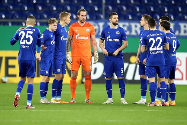 Schalke 04, de slechtste traditieclub van Europa