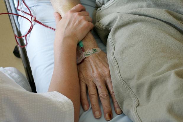 Minder gevallen van euthanasie aangegeven in 2020