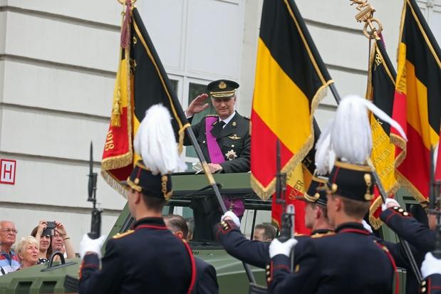 Un défilé et des festivités placés sous le thème du 75e anniversaire de la Libération