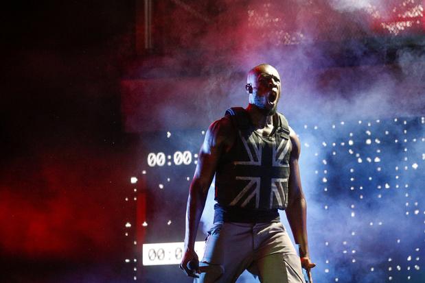 Na de set van Stormzy op Glastonbury:  'Hij doorbreekt het glazen plafond niet, hij verbrijzelt het'