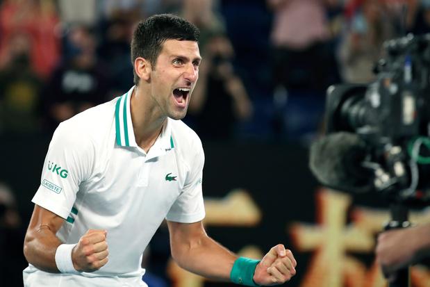 Niemand stond ooit langer eerste op de ATP-ranking dan Novak Djokovic