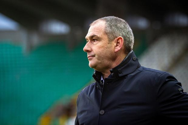 Ondanks 'veel krediet': Cercle Brugge ontslaat coach Paul Clement