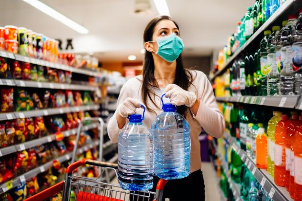 Trois Belges sur 10 achètent leurs boissons à l'étranger