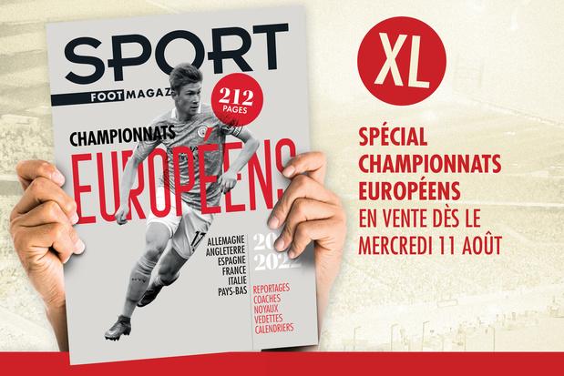 Découvrez notre NUMÉRO SPÉCIAL compétitions européennes