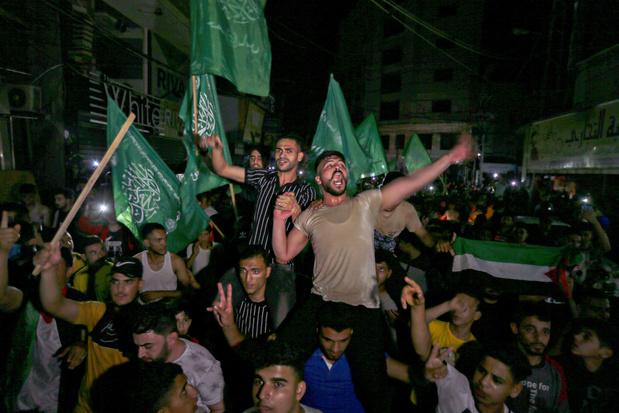 Staakt-het-vuren tussen Israël en Hamas is ingegaan na 11 dagen van bombardementen