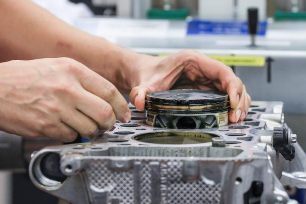 Porsche imprime ses pistons