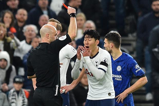 Tottenham conteste la suspension de Son, Mourinho amer