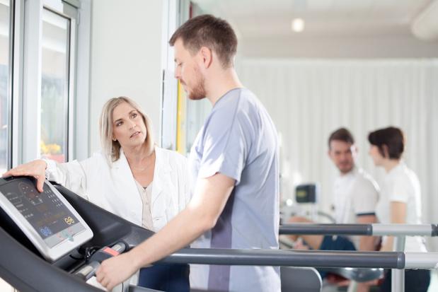 Trois quarts des personnes peuvent reprendre le travail après un trouble cardiaque
