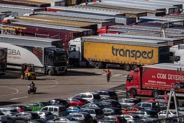 Brexit: Les compagnies de ferries redoutent la paralysie des ports en cas de non-accord