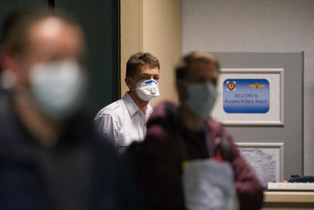 Coronavirus: Vijf nieuwe gevallen in Frankrijk, situatie in China stabiliseert