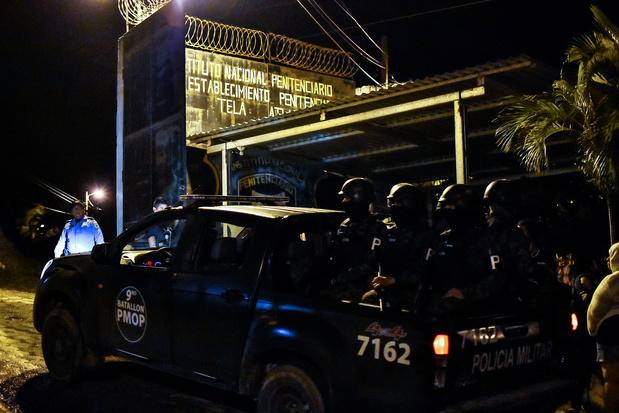 Honduras: au moins 18 morts dans une fusillade dans une pris