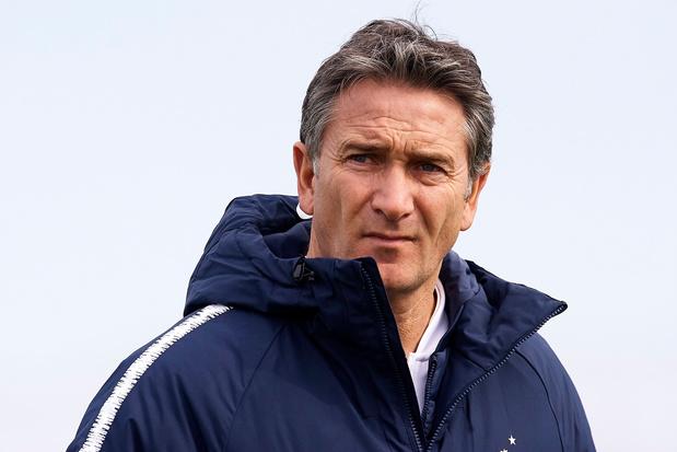 Standard heeft met Fransman Philippe Montanier nieuwe coach binnen