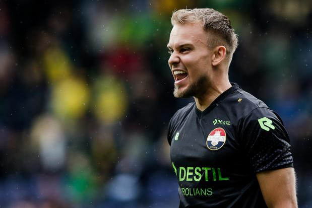 Timon Wellenreuther est-il adapté au jeu d'Anderlecht?