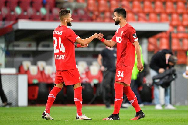 Clubnieuws: Gent toch met Coosemans in doel tegen Rode Ster, Standard heeft slechts 13 fitte kernspelers en moet Mouscron opnieuw uitstellen?