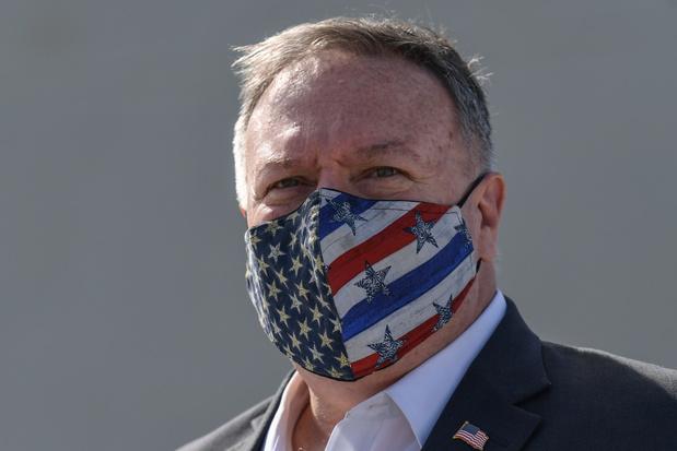 L'Iran dénonce le retour de Cuba sur la liste noire américaine