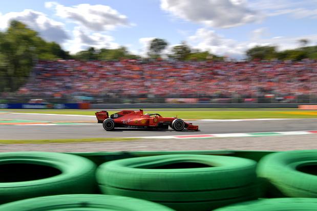 Charles Leclerc entre dans une nouvelle dimension en remportant le GP d'Italie