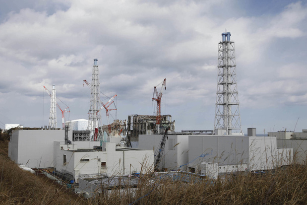 Water van kerncentrale Fukushima wordt via pijpleiding in oceaan geloosd