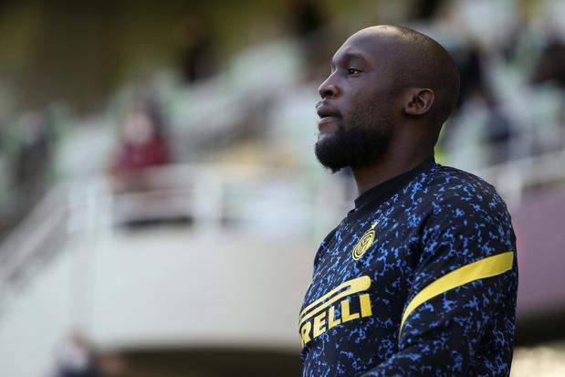 Inter plakt prijs van 120 miljoen euro op Romelu Lukaku