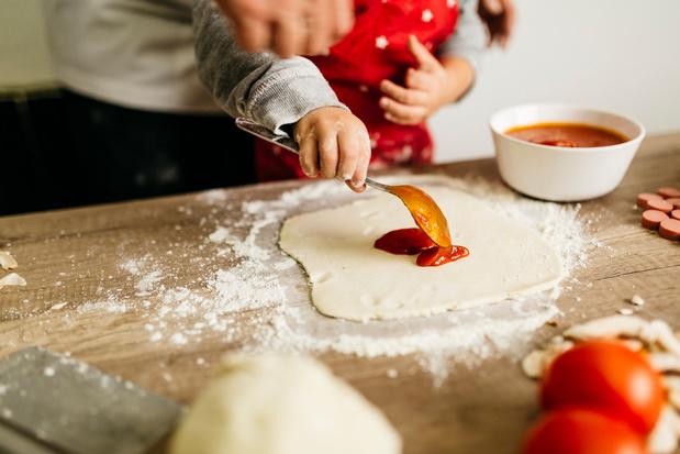 Eerste hulp bij herfstvakantie: keukenprojectjes op kindermaat
