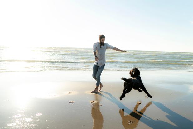 Dagjestoeristen aan kust mogen boete verwachten