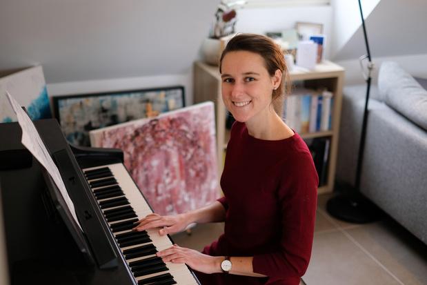 Huisarts scoort met pianomuziek