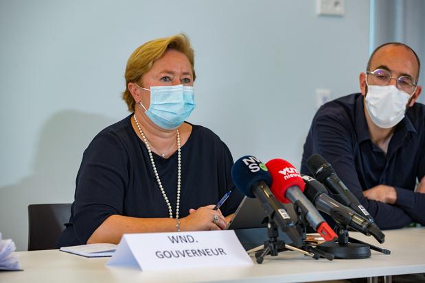 """""""Il doit être clair que tout le monde reste le bienvenu à la Côte"""", selon la gouverneure Anne Martens"""