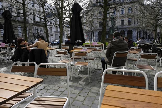 La province de Liège ne s'opposera pas à la réouverture des terrasses le 1er mai