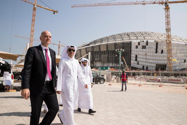 Evert Winkelmans: 'Ontneem Qatar het WK'