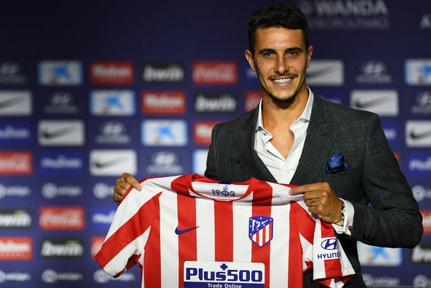 Un nouveau renfort pour l'Atlético Madrid