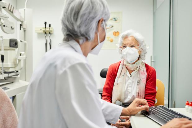 Situation du covid en Belgique: moins de 70 admissions en moyenne par jour à l'hôpital