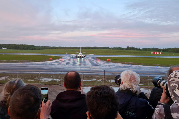 Wit-Rusland leidt Ryanair-vlucht om: Europa overweegt sancties