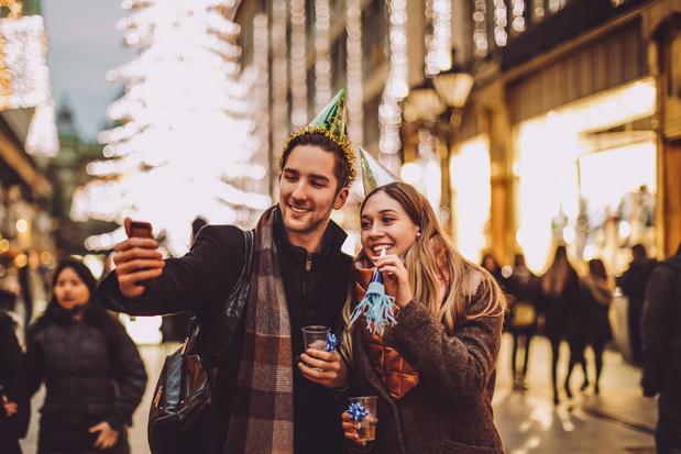 Meer data en telefoontjes, minder sms'en met Nieuwjaar
