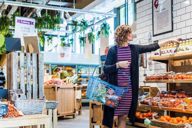 Situatie in supermarkten normaliseert