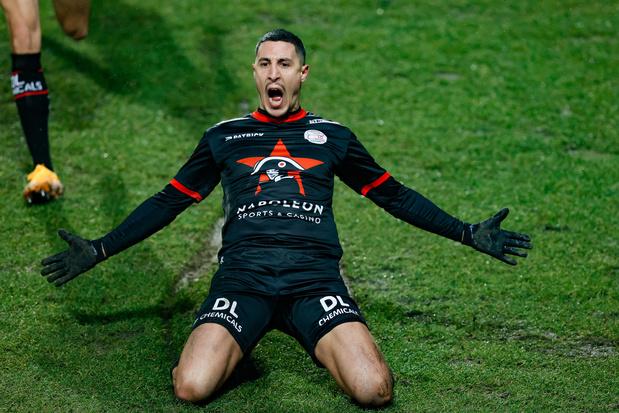 Quiz du jour: les meilleurs buteurs belges de Pro League