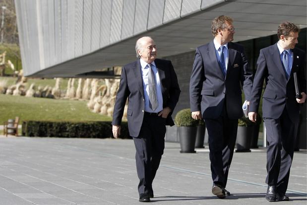 Wereldvoetbalbond schorst voormalig topman Markus Kattner voor tien jaar