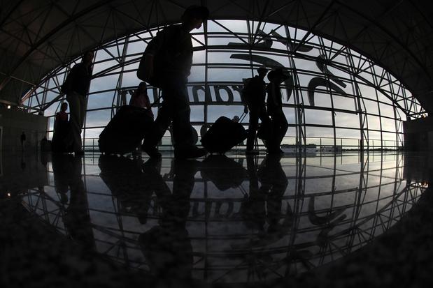 Un centre de dépistage rapide du coronavirus a ouvert à l'aéroport de Francfort