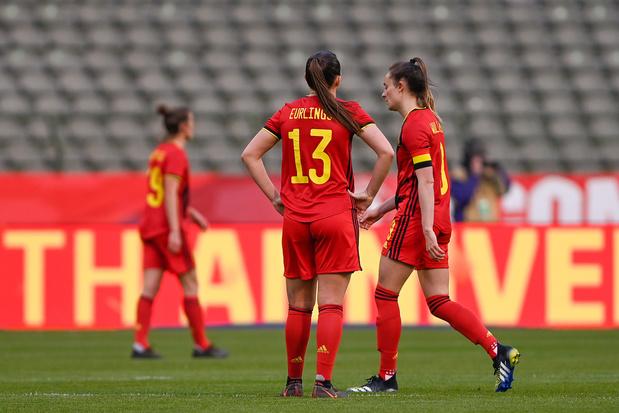 Red Flames verliezen ook oefeninterland tegen Noorwegen: 0-2