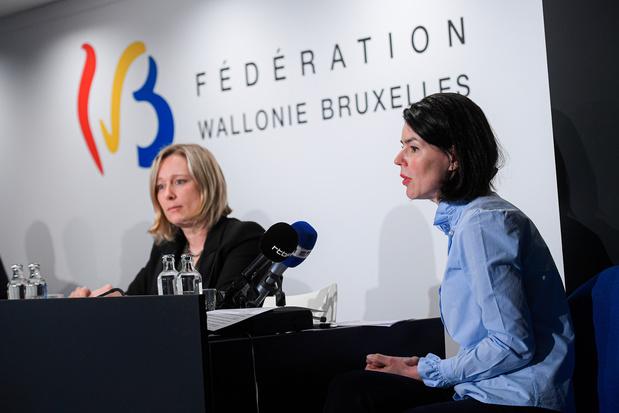 Le gouvernement de la Fédération Wallonie-Bruxelles tourne au ralenti