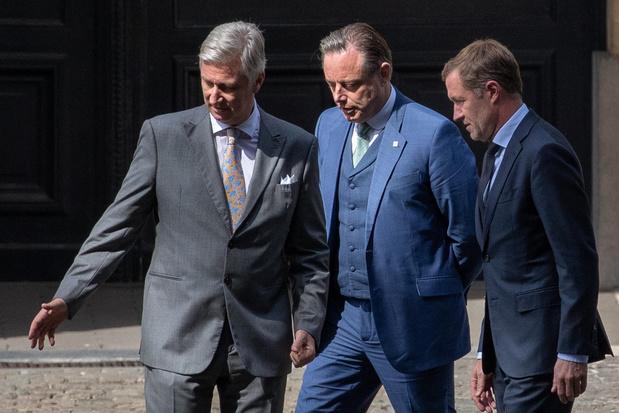 Bart De Wever over nieuwe piste met PS: 'Geen garantie op succes, maar moeten spoor verkennen'