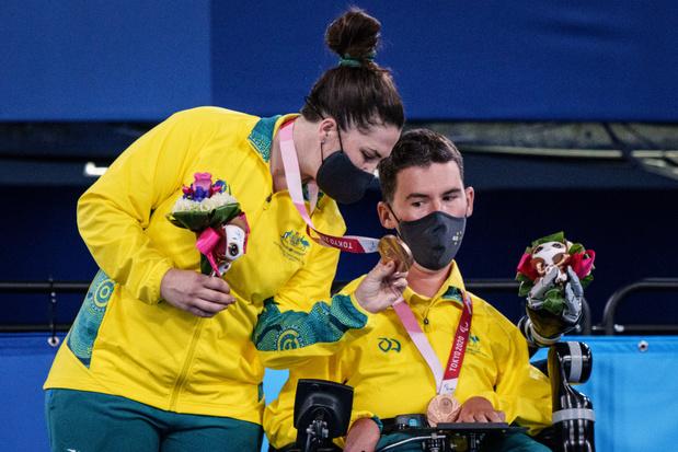 Les athlètes paralympiques australiens médaillés recevront la même prime que leurs homologues olympiques