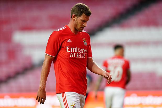 Onrust bij Benfica: Vertonghen, Jaremtsjoek en co moeten dit jaar opnieuw kampioen spelen