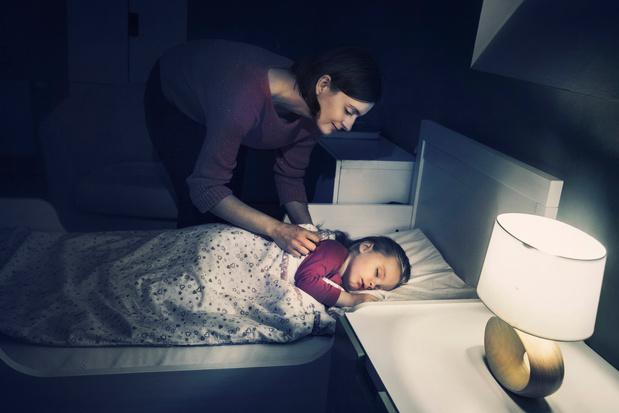 Een regelmatig slaapschema is één van de sleutelelementen voor een gezond gewicht bij kinderen