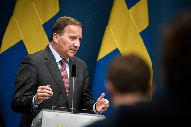 """Coronavirus: jamais confinée, la Suède poursuit son """"marathon"""""""