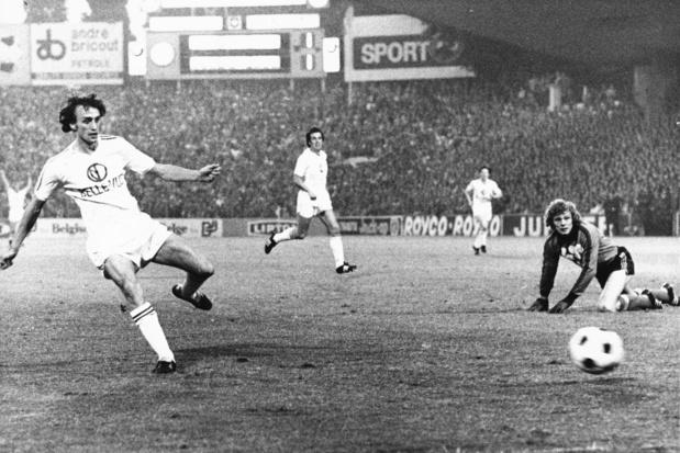 Flashback naar 6 juni 1976: Anderlecht wint zijn tweede finale in één maand op de Heizel