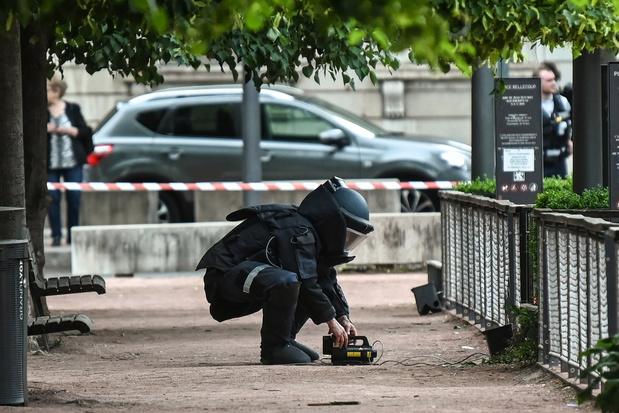 Colis piégé à Lyon : arrestation de l'auteur présumé et de deux proches