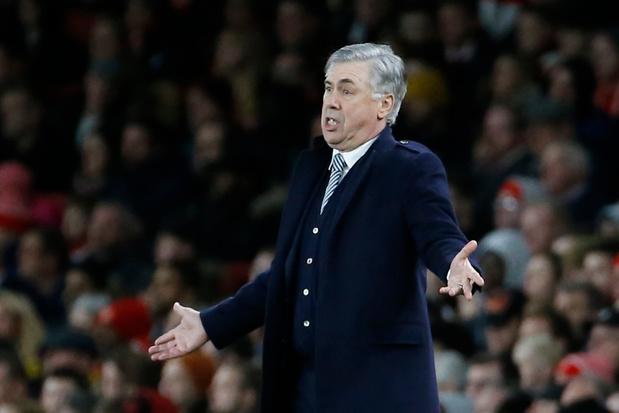 Everton sinds de komst van Ancelotti: meedoen met de groten